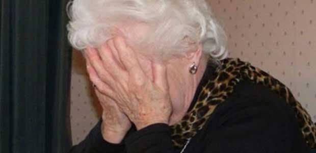 Θύμα αδίστακτου κακοποιού ηλικιωμένη στη Βυζίτσα