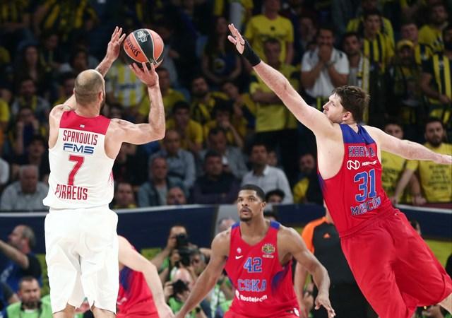 Ο Ολυμπιακός στον τελικό
