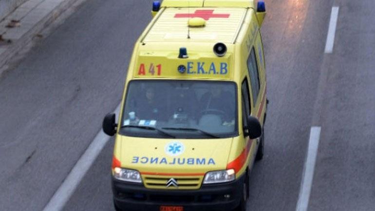 Τροχαίο με θύμα 42χρονη στην Παλαιά Εθνική Οδό Θεσσαλονίκης-Καβάλας