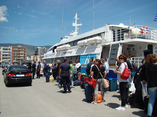 Οδύσσεια 150 επιβατών για Σποράδες