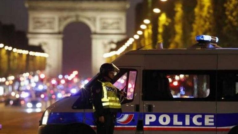 Γαλλία: 23χρονος προφυλακίστηκε για την επίθεση στα Ηλύσια Πεδία