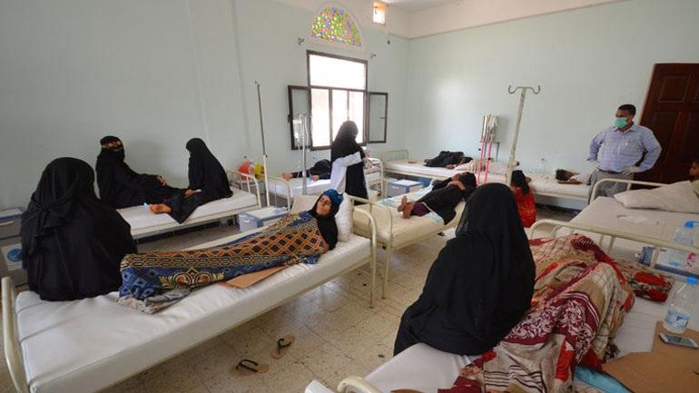 Υεμένη: Στους 242 οι νεκροί μέσα σε τρεις εβδομάδες από την επιδημία χολέρας
