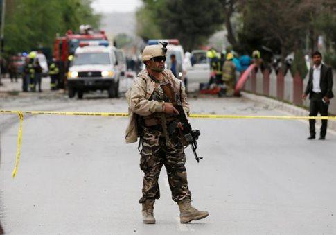 Μία Γερμανίδα νεκρή σε επίθεση ενόπλων κατά ΜΚΟ στην Καμπούλ