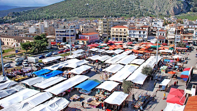 Άργος: Καταγγελία 20χρονης για βιασμό της σε λαϊκή αγορά