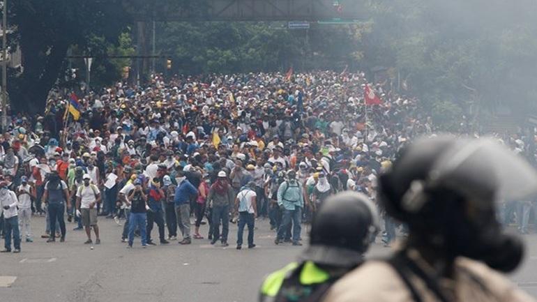 Βενεζουέλα: Και άλλος νεκρός σε διαδήλωση