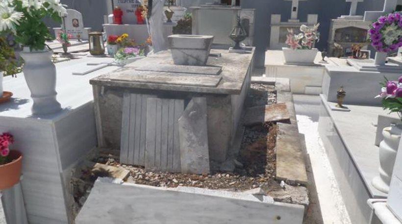 Σύλησαν τάφους στη Μεσσηνία για να κλέψουν… χρυσά δόντια!