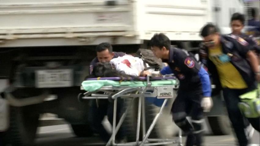 Ταϊλάνδη: 24 τραυματίες από έκρηξη βόμβας σε στρατιωτικό νοσοκομείο