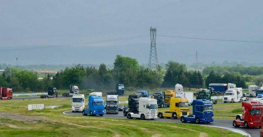Truck North Show 2017: «Τρελά φορτηγά» στο Αυτοκινητοδρόμιο Σερρών