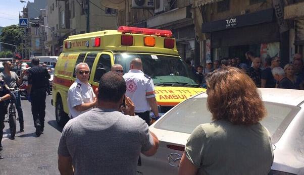 Αυτοκίνητο έπεσε πάνω σε πλήθος στο Τελ Αβίβ - Πέντε τραυματίες