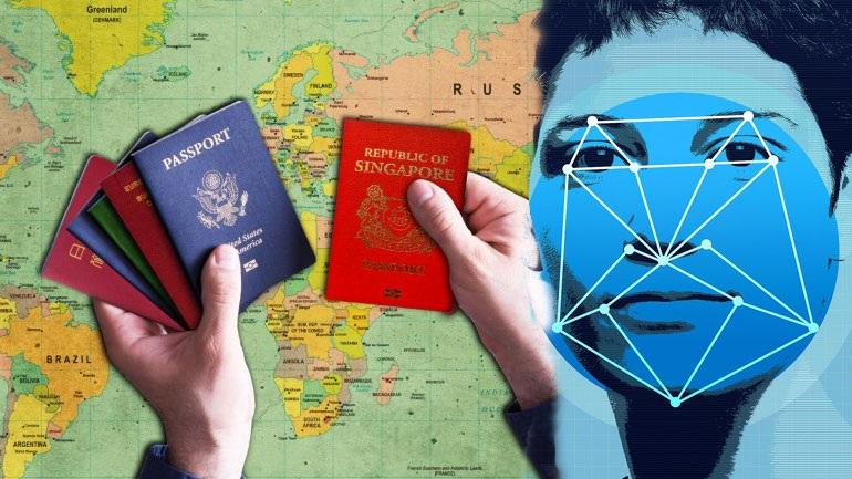 Αναγνώριση προσώπου σε αεροδρόμια & τέρμα τα διαβατήρια