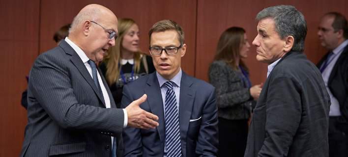 Χωρίς συμφωνία στο Eurogroup - Νέα συνεδρίαση τον Ιούνιο