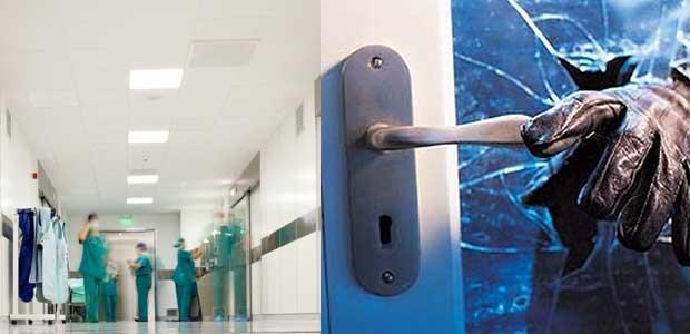 Μπαράζ κλοπών στα δημόσια νοσοκομεία
