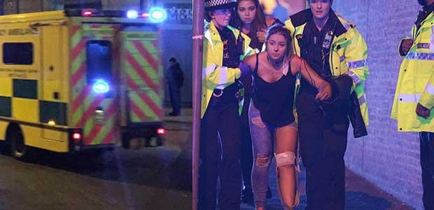 Τρομοκρατικό χτύπημα στο Manchester - 22νεκροί και εκατοντάδες τραυματίες