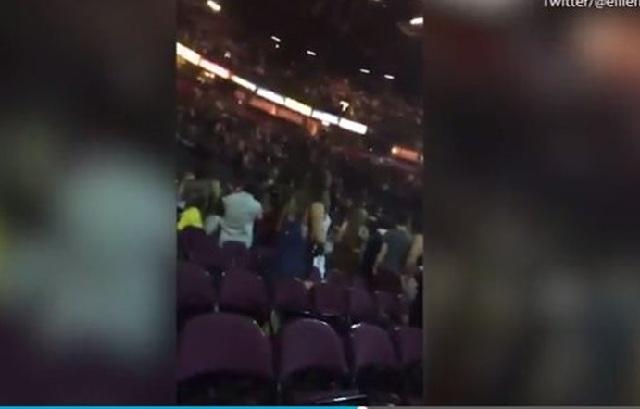 Ντοκουμέντο: Η στιγμή της έκρηξης στο Manchester Arena