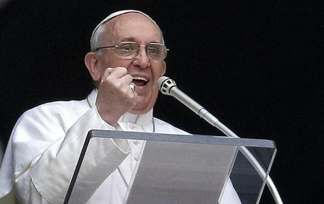 Το μήνυμα του Πάπα για το μακελειό στο Μάντσεστερ
