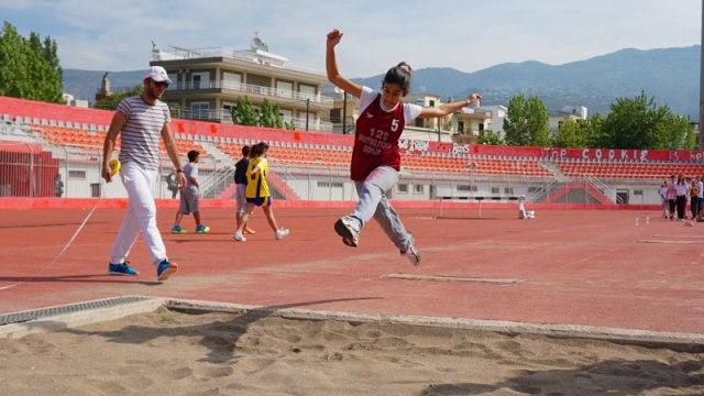 Γιορτή σχολικού αθλητισμού