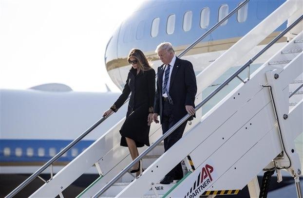 Ο Τραμπ στο Βατικανό συναντά έναν από τους σφοδρότερους επικριτές του