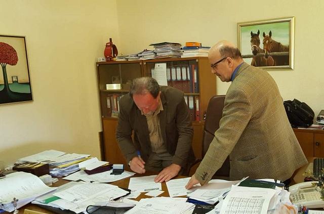 Συνεργασία του ΤΕΙ Θεσσαλίας με το Μουσείο Φυσικής Ιστορίας Μετεώρων