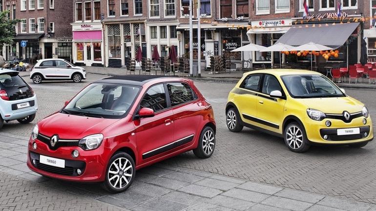 Ανακαλούνται 915 αυτοκίνητα Renault Twingo