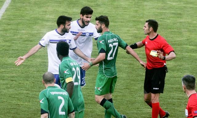 Υποβιβάζεται στην Football League ο Ηρακλής, μένει ο Λεβαδειακός