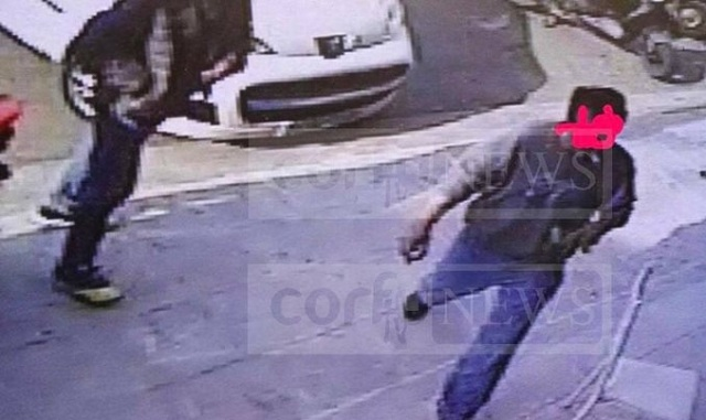 50χρονος σε κατάσταση αμόκ πυρπόλησε πρακτορείο του ΟΠΑΠ