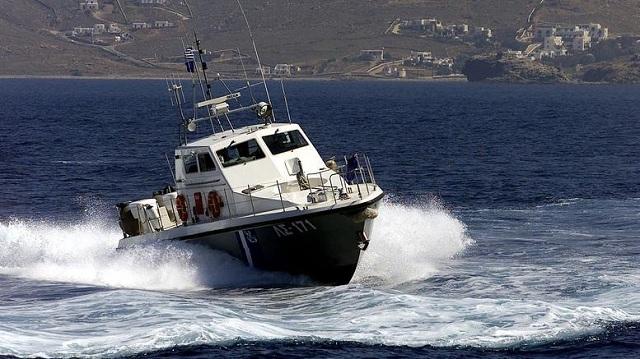 Φορτηγό πλοίο που μετέφερε εκρηκτικά εντόπισε το Λιμενικό