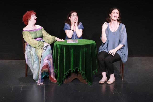 Τελευταίες παραστάσεις της «Γυναικοκρατίας»