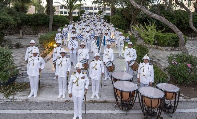 Συναυλία της φημισμένης Μπάντας του Πολεμικού Ναυτικού στον Βόλο