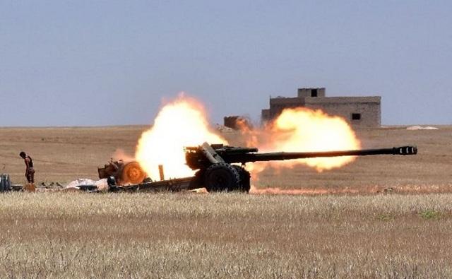 Συρία: Υποχωρούν οι τζιχαντιστές λόγω των σφοδρών ρωσικών βομβαρδισμών
