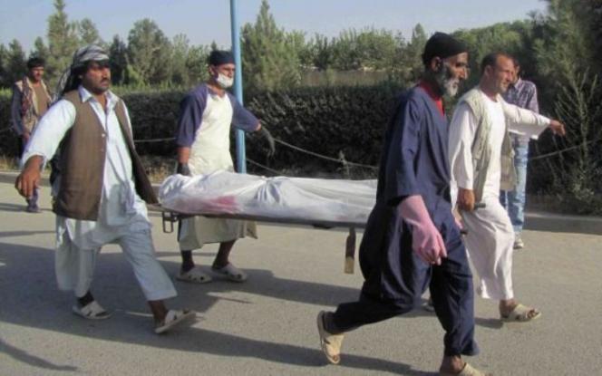 Αφγανιστάν: Αιματηρή έναρξη για το Ραμαζάνι - Τουλάχιστον 14 νεκροί από βομβιστή αυτοκτονίας