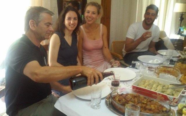 Bloggers από την Ολλανδία ιχνηλατούν την τοπική γαστρονομία