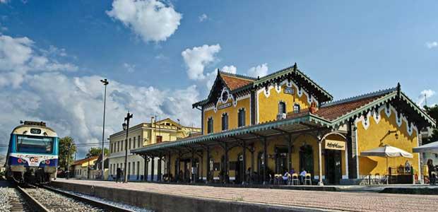 Ακινητοποιημένα τα τρένα στον Βόλο από Τρίτη έως και την Πέμπτη