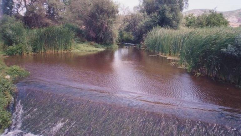 Υπερχείλισε λόγω της βροχόπτωσης ο Γαλλικός ποταμός στη Σίνδο