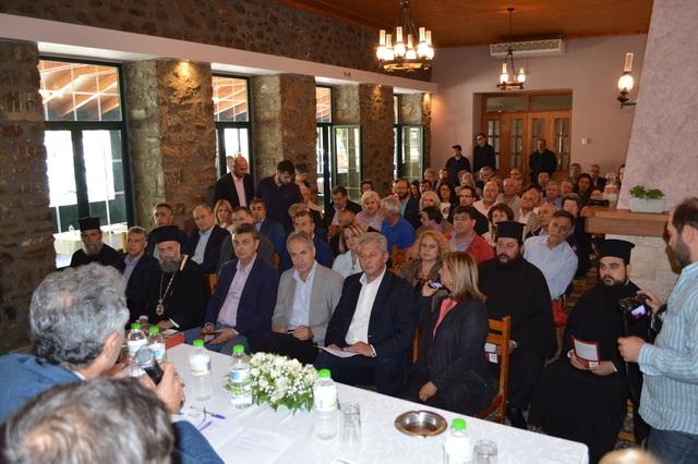 Με επιτυχία ημερίδα της ΠΕΔ Θεσσαλίας για τον ιαματικό τουρισμό