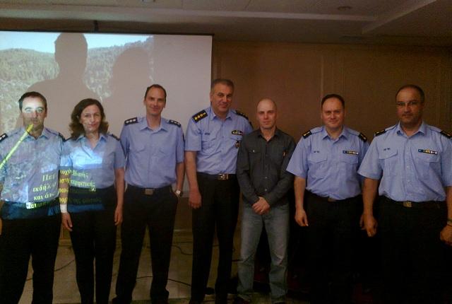 Δασικές πυρκαγιές: Πρώτο μέλημα η ασφάλεια των πυροσβεστών