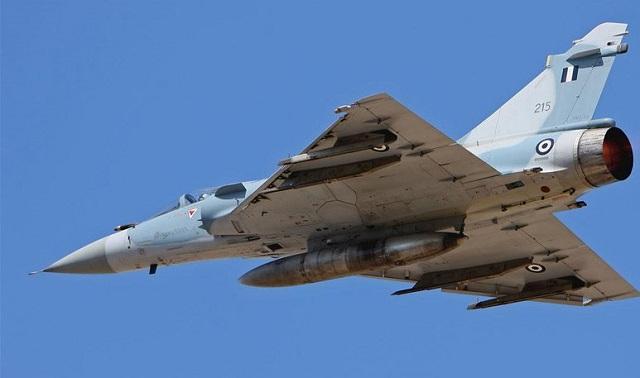 Πώς έπεσε το Mirage 2000 στις Σποράδες