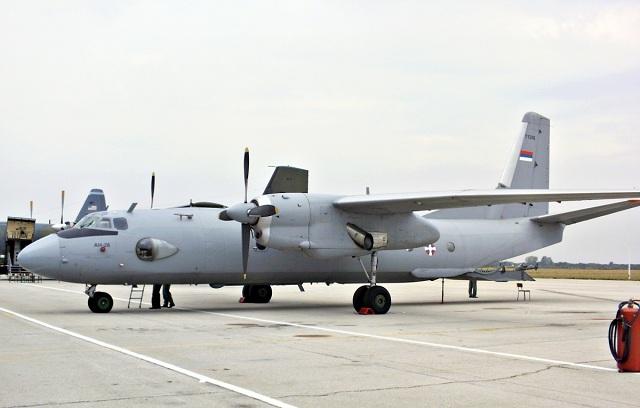 Πτώση αεροσκάφους στη Ρωσία