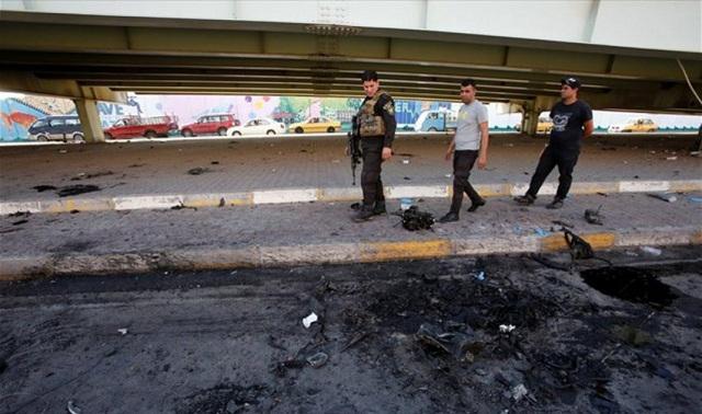 Τουλάχιστον 14 νεκροί από βομβιστικές επιθέσεις στη Βαγδάτη
