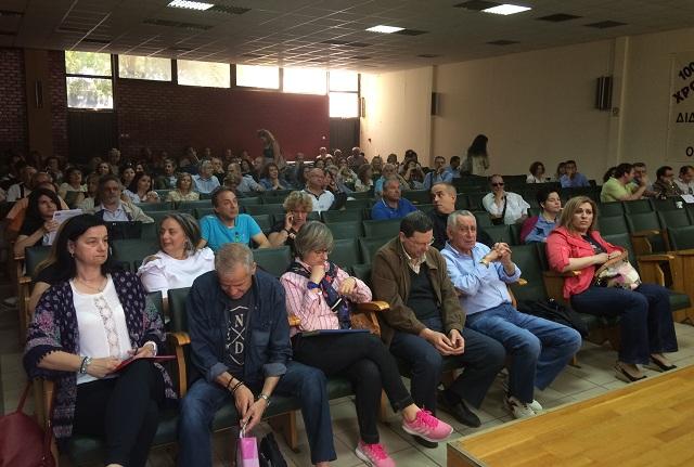 Μικρή η συμμετοχή στην εκλογοαπολογιστική συνέλευση των καθηγητών στον Βόλο