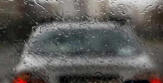 Εντονη βροχόπτωση στη Σκόπελο