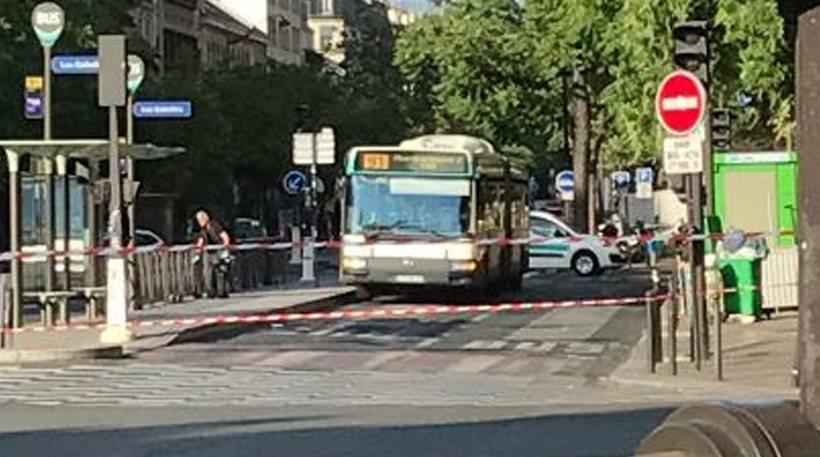 Συνελήφθησαν τρεις άντρες που απειλούσαν να ανατινάξουν λεωφορείο στο Παρίσι