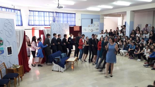 Διήμερο παρουσίασης προγραμμάτων σχολικών δραστηριοτήτων στο Γυμνάσιο Ευξεινούπολης