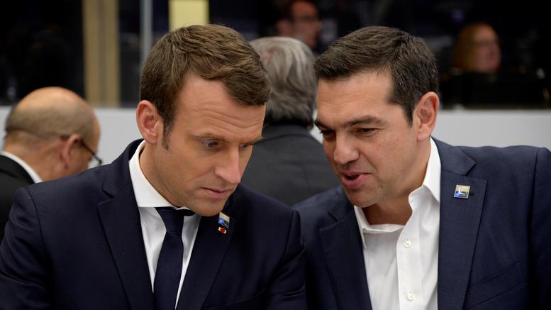 Η πρόταση του Μακρόν για το ελληνικό χρέος