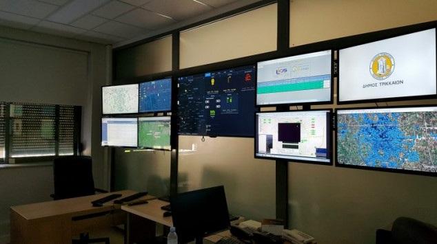 «Πύργος ελέγχου» στα Τρίκαλα δίνει λύση στα προβλήματα με το πάτημα ενός κουμπιού