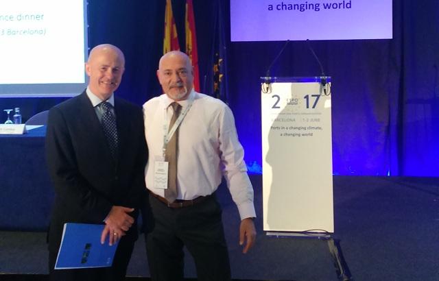 Ο ΟΛΒ στο Συνέδριο της Ευρωπαϊκής Ενωσης Λιμένων