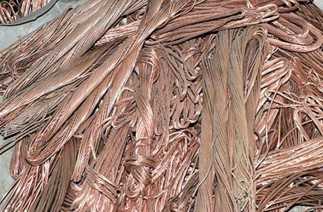 Βρέθηκαν κλεμμένα μέταλλα σε επιχείρηση σκραπ
