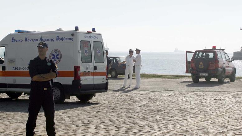 «Έσβησε» στο ασθενοφόρο περιμένοντας το ελικόπτερο...