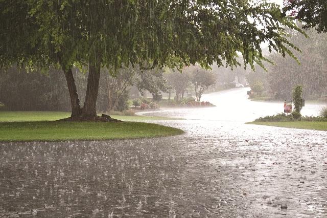 Ο βροχερότερος Μάιος της 10ετίας στον Βόλο