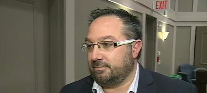 Συνελήφθη στις ΗΠΑ για φοροδιαφυγή και πλαστογραφία ο αδερφός του βουλευτή Λάρισας Γ. Κατσιαντώνη