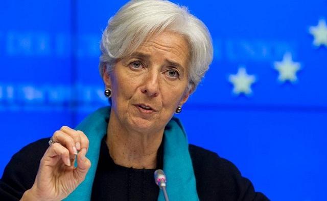 «Σήμα» Λαγκάρντ για πρόγραμμα ΔΝΤ χωρίς λεφτά